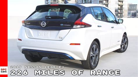 nissan leaf  eplus long range youtube