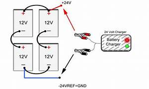 Wiring Diagram  35 How To Jump Start 24v From 12v Diagram