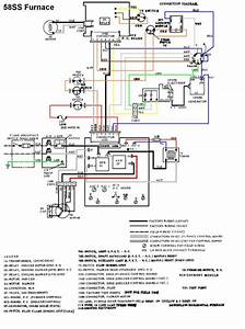Carrier Furnace  Wiring Diagram For Carrier Furnace