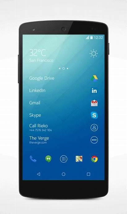 Launcher Widget Widgets Support Android Update Nokia
