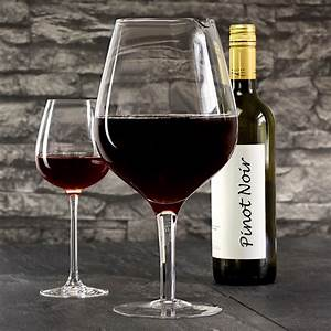 Giant Wine Glass Decanter 66.8oz / 1.9ltr