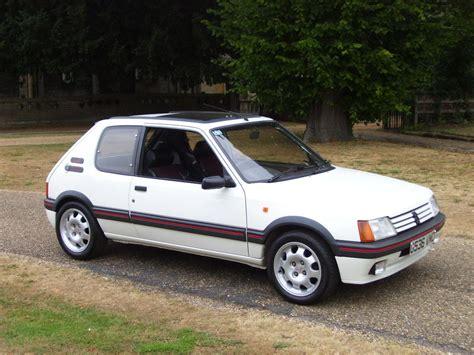 Peugeot 205 Gti by Peugeot 205 Gti