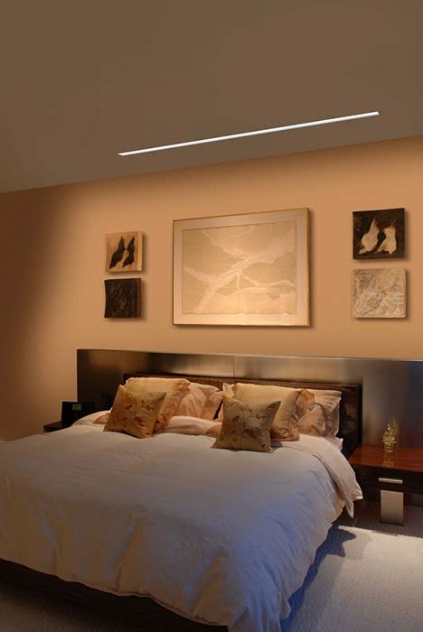 pure lighting reveal wall wash biy 24vdc plaster in led system
