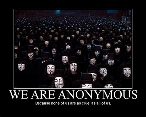Anonymous Meme - anonymous know your meme