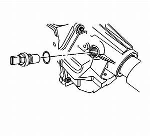 Repair Instructions - Vehicle Speed Sensor