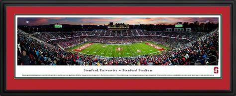 college athletics panoramic football