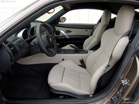 Bmw Z4 M Coupe Picture # 55 Of 65, Interior, My 2006, 800x600