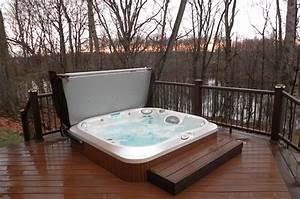 Whirlpool Rund Outdoor : 8 ways to place your original outdoor jacuzzi ~ Sanjose-hotels-ca.com Haus und Dekorationen