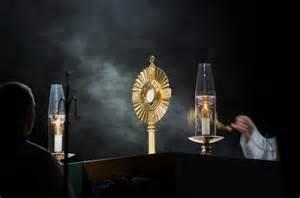 Eucharistic Adoration Monstrance