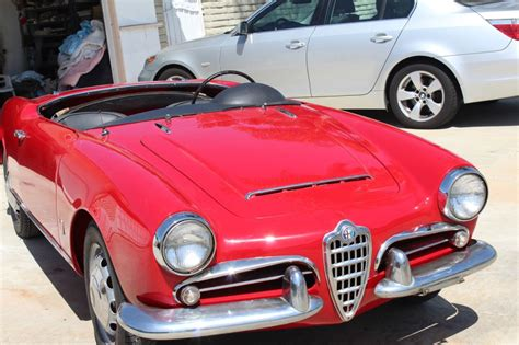 1965 Alfa Romeo Spider by 1965 Alfa Romeo Spider For Sale