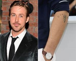 Ryan Gosling Tattoosdenenasvalencia