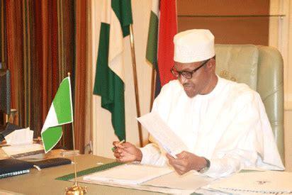 I Resumed Office Today by Buhari Resumes At Aso Villa Office Vanguard News