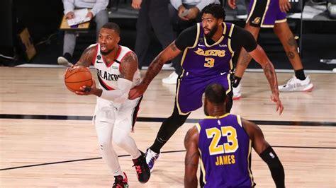 Lakers Vs. Trail Blazers Live Stream: Watch NBA Playoffs ...