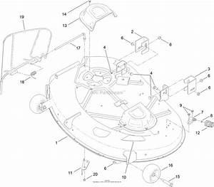 Toro 74623  Timecutter Ss 4200 Riding Mower  2012  Sn 312000001