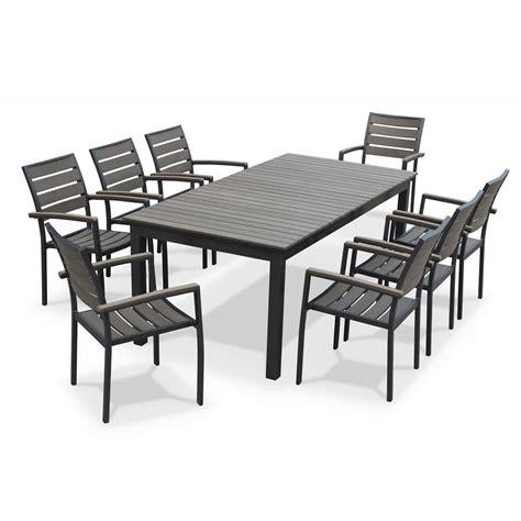 Table Salon De Jardin salon de jardin aluminium 8 places leroy merlin qaland com