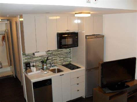 Small Kitchen, Very Useful!  Picture Of Element New York
