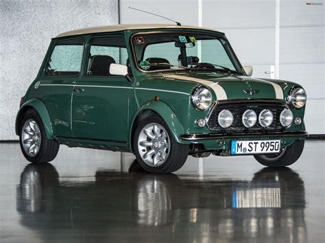 Rover Mini Cooper S Final Edition Ado20 2000 Wallpapers