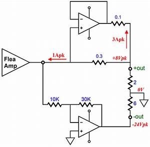 power boosters With constant current power amplifier