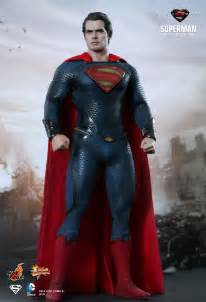 Hot Toys Superman Man of Steel