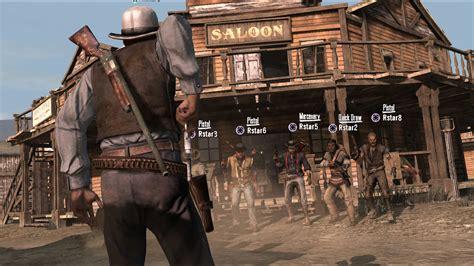 red dead redemption  multiplayer   multiplayer