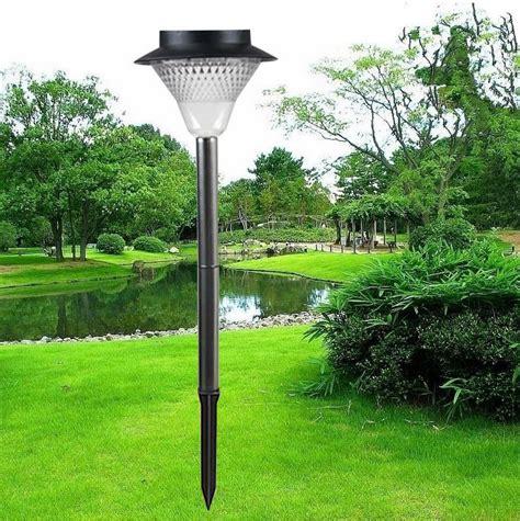 Outdoor Solar Garden Light 24led Lamp Rainproof Lawn