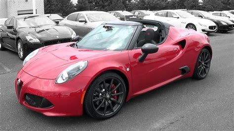 Alfa Romeo 4c Review  Image #56