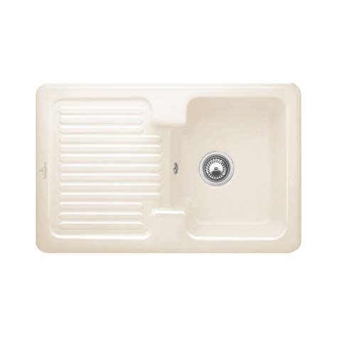 the whole kitchen sink villeroy boch condor 45 classic line 1 0 bowl kitchen 6090
