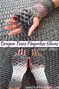 Pfeifen Lernen Ohne Finger : dragon tears fingerless gloves crochet pattern liebste h kelkleidungsst cke pinterest ~ Frokenaadalensverden.com Haus und Dekorationen