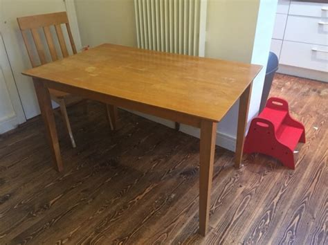 small sturdy dining table for sale in churchtown dublin