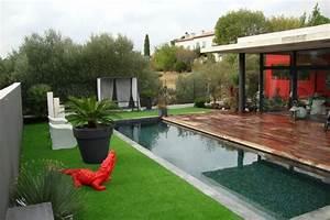 beau amenagement de jardin contemporain 4 jardin With abri de jardin contemporain 14 amenagement petit espace with contemporain cuisine