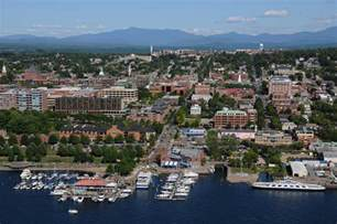 Lake Champlain Burlington Vermont