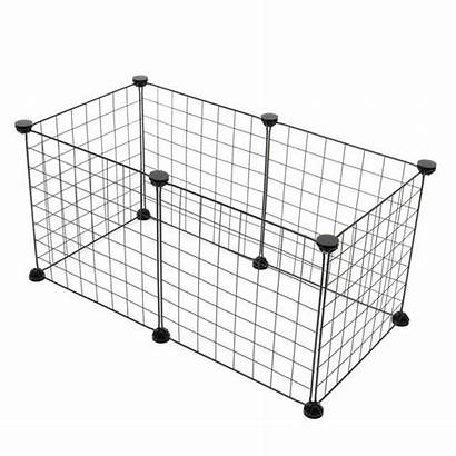 Dog Kennel Pet Crate Fence Playpen Puppy