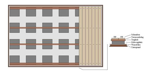 Terrassen Selber Bauen by Terrasse Selber Bauen Mit Anleitung 187 Www Selber Bauen De