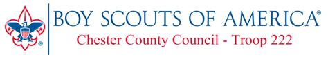troop 908 boy scout letterhead templates boy scouts of america chester county council troop 222