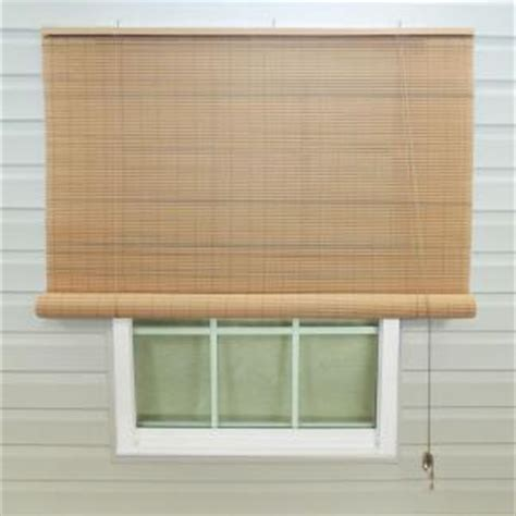 lewis hyman woodgrain interior exterior roll up patio