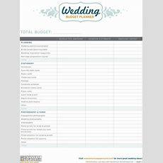{free Printables} Wedding Budget Planner  Printables  Wedding Budget Planner, Budget Wedding