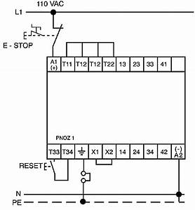 Emergency Control Relay Wiring Diagram : pilz pnoz x3 safety relay wiring diagram ~ A.2002-acura-tl-radio.info Haus und Dekorationen