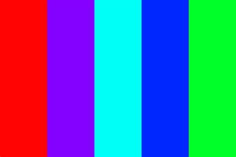 colores neon cool neon colors color palette