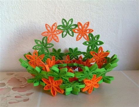 Quilling Art Home Decor  Quilling
