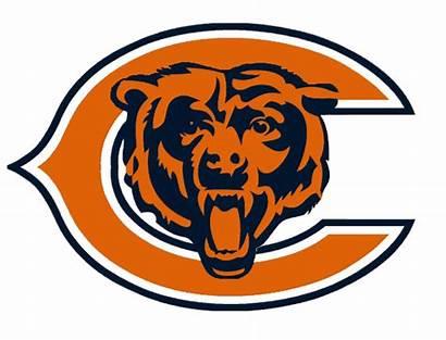 Bears Chicago Vector Nfl Clipart Helmet Football