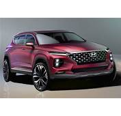 New Hyundai Santa Fe SUV Everything We Know So Far  CAR