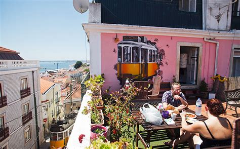 alfama patio hostel lisbon portugal the 10 best luxury and budget friendly hostels in lisbon