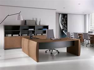 Bureau Direction Design Contemporain BT46 Montrealeast