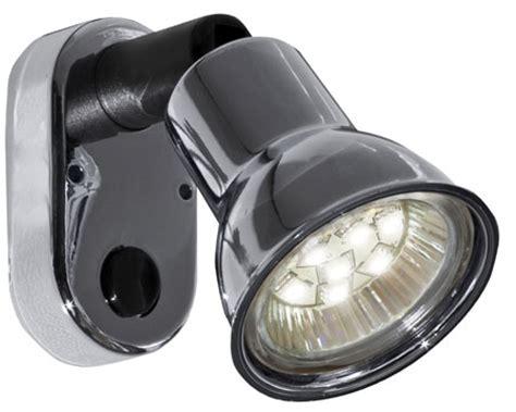 12 volt led light 10 30vdc frilight 8658 mini reading light with rocker switch