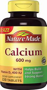 What U0026 39 S The Best Calcium Supplements For Menopause