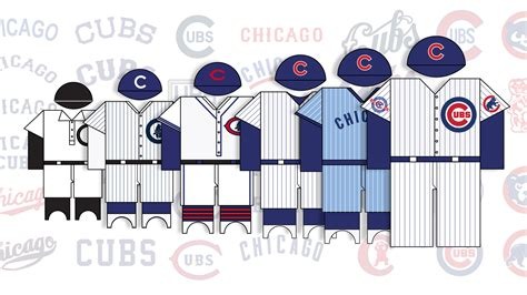 years  cubs uniforms  year chicago tribune