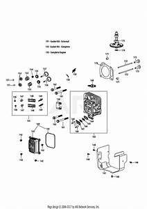 Troy Bilt 4p90hu Engine Parts Diagram For 4p90hu Cylinder Head
