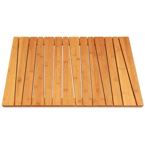 bamboo shower mat bamboo shower mat or floor mat at 25