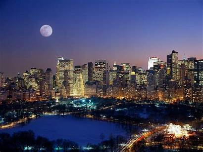 Manhattan Moonrise Wallpapers Normal