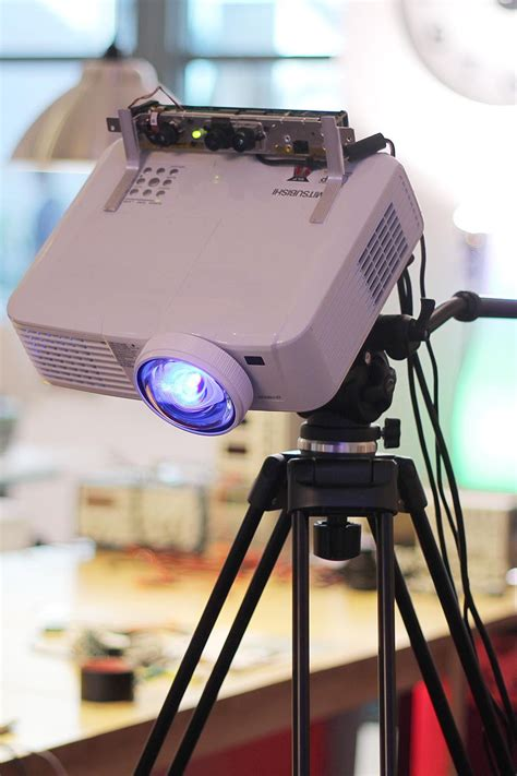 Meet WorldKit the projector that turns everything into a